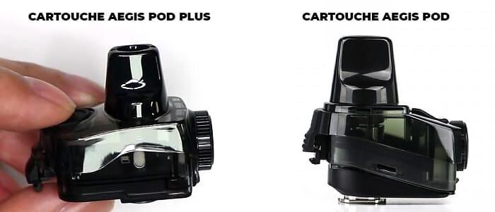 COMPARATIF-CARTOUCHES-AEGIS-POD-ET-AEGIS-POD-PLUS