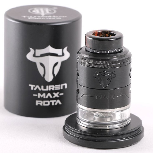 TAUREN MAX RDTA PACKAGING