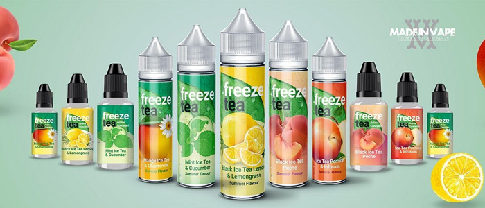 banniere gamme freeze tea
