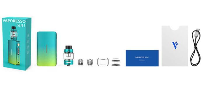 kit-gen-s-vaporesso-contenu-du-pack