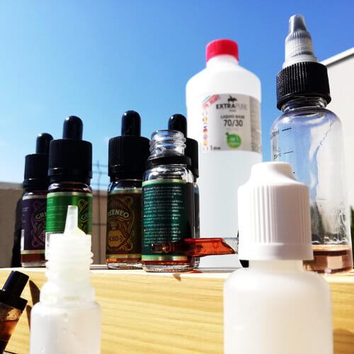 utilisations e liquides cbd