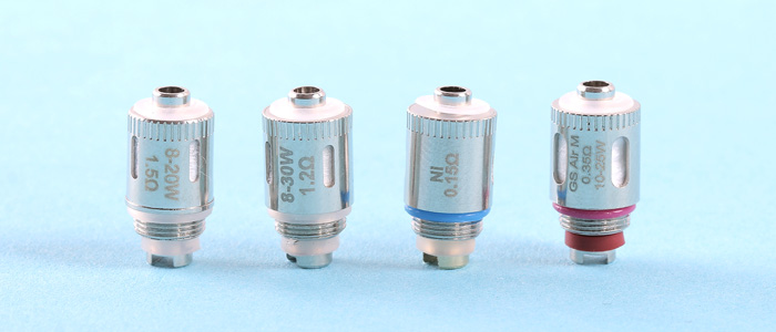 resistances-gs-air-eleaf-modèles