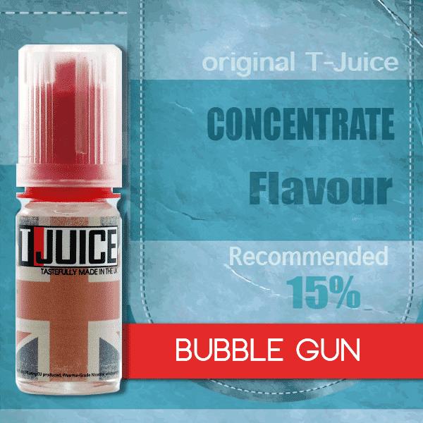 Arôme Bubble Gun Tjuice image 2
