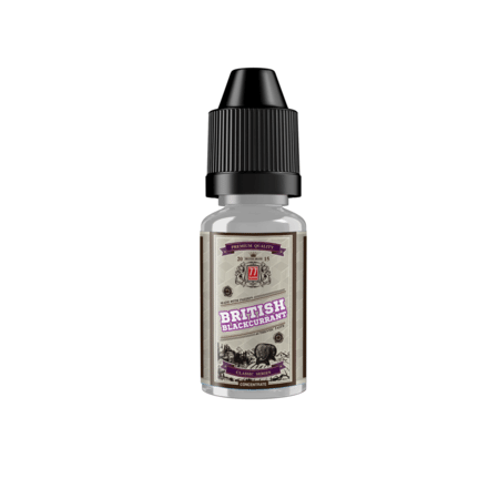 Concentré British Blackcurrant 77 Flavor