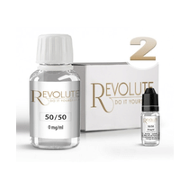 Pack DIY 50% PG / 50% VG Revolute 100 ml