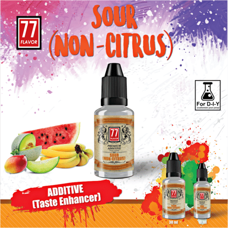 Additif Sour (Non Citrus) - 77 Flavor image 2