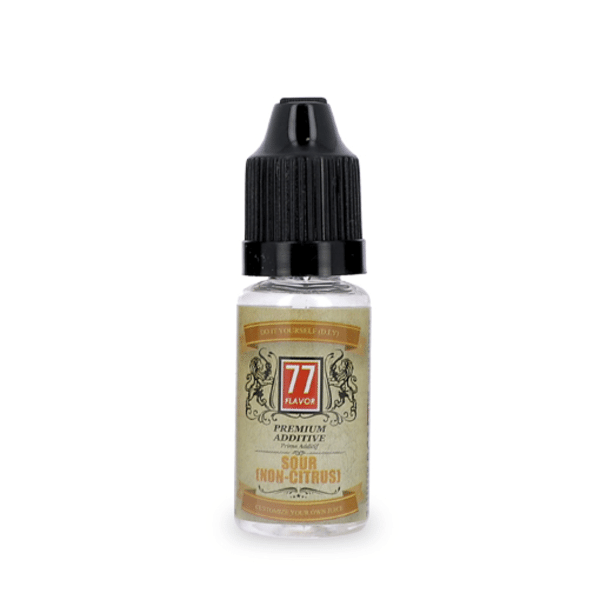 Additif Sour (Non Citrus) - 77 Flavor