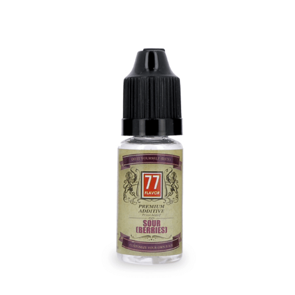 Additif  SOUR Berries (Tartaric Acid) 77 Flavor
