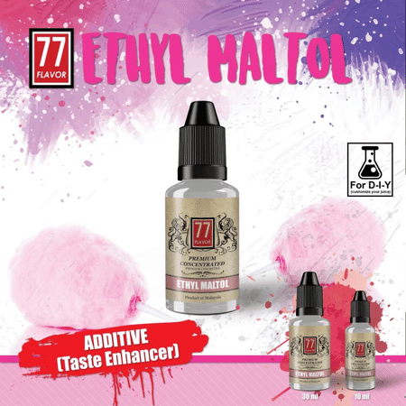 Additif Ethyl Maltol 77 Flavor image 2
