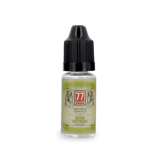 Additif Citric Acid 77 Flavor