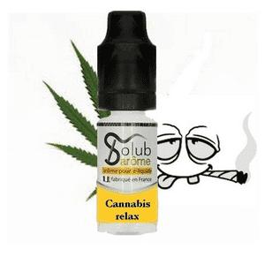 Arôme Cannabis Relax Solubarome