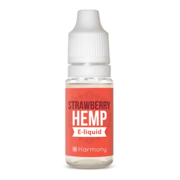 Strawberry Hemp CBD Harmony