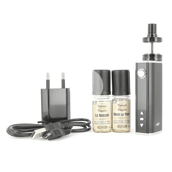 Kit iStick Nautilus X + 2 E-liquides Classic Brun image 2