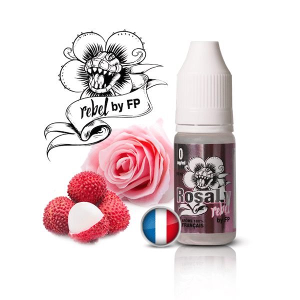 RosaLy Rebel Flavour Power