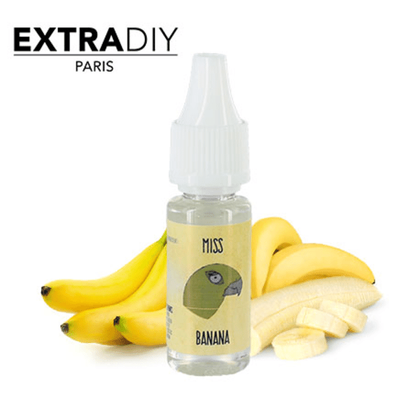 Arôme Miss Banana Extradiy