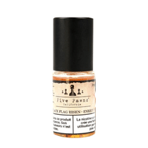 Black Flag Risen Five Pawns