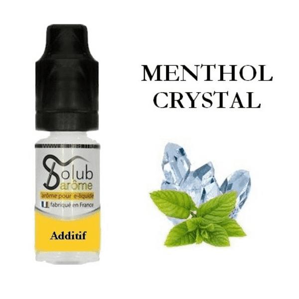 Additif Menthol Crystal Solubarome