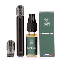 Kit IO Pod System + 1 California Marie Jeanne