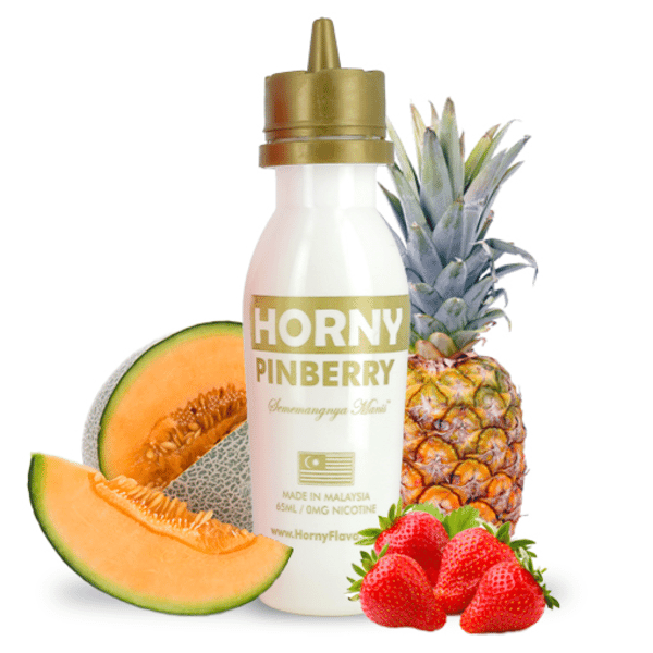 Horny PineBerry 65ml Horny Flava