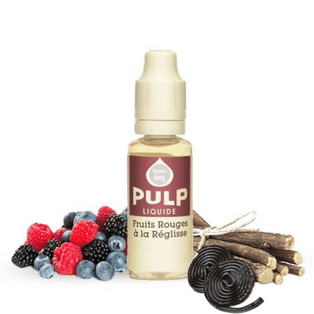 Fruits Rouges Réglisse - PulP
