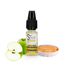 Arôme Crumble Pomme Solubarome