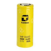 Accu Listman 26650