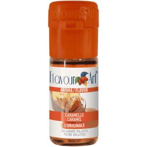 Concentrés Caramel Flavour Art
