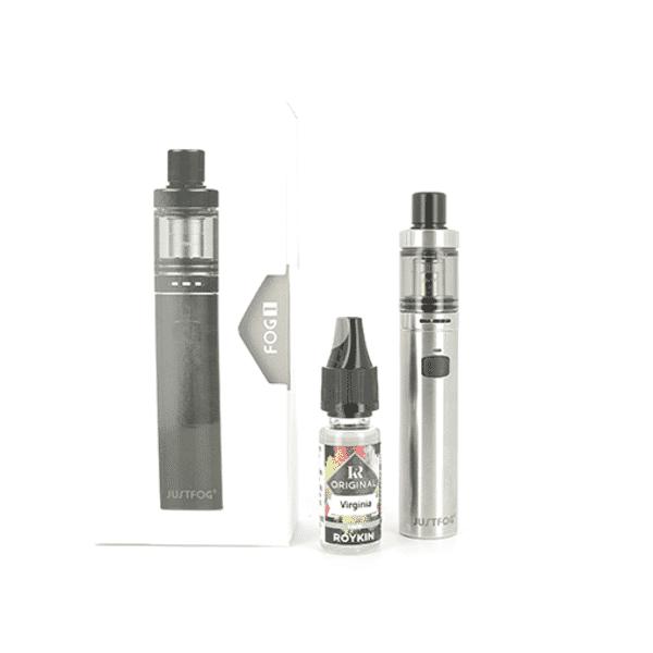 Kit Fog One + 1 E liquide Classic 16mg image 7