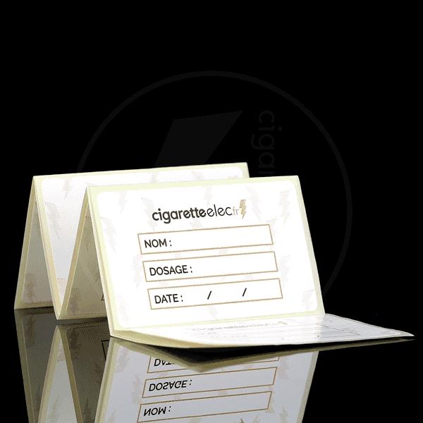 Etiquette DIY Cigaretteelec