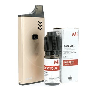 Kit Compak Sigelei + Minimal Classique The Fuu