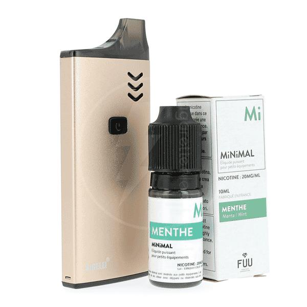Kit Compak Sigelei + Minimal Menthe Mi