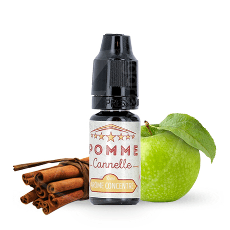 Arôme Pomme Cannelle Cirkus