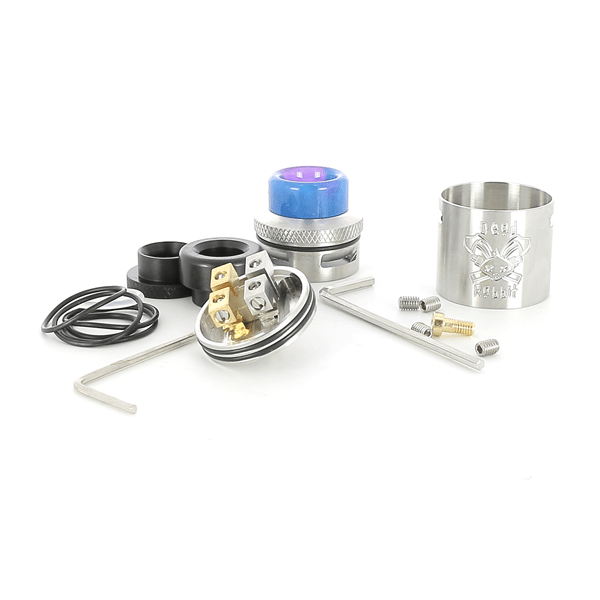 Dripper Dead Rabbit Hellvape image 1