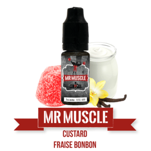 Mr Muscle Cirkus Black