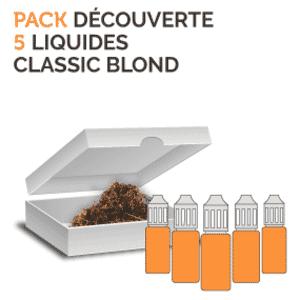 Pack Découverte Classic Blond