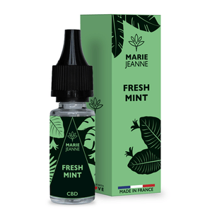 Fresh Mint Marie Jeanne CBD