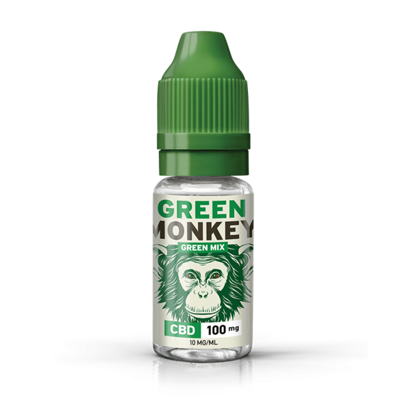 Green Mix Green Monkey image 2