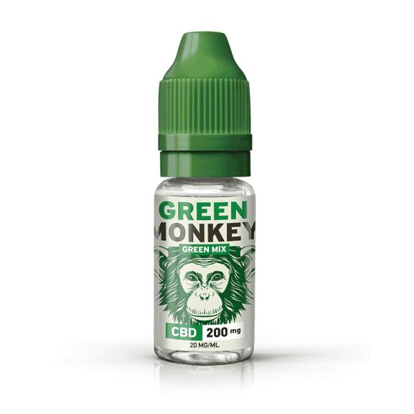 Green Mix Green Monkey image 3