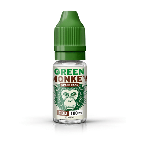 Space Cake Green Monkey image 2