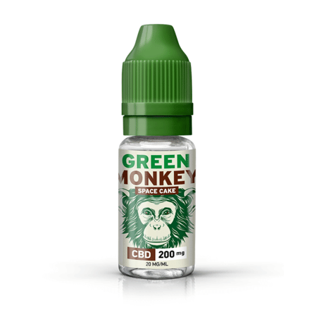 Space Cake Green Monkey image 3