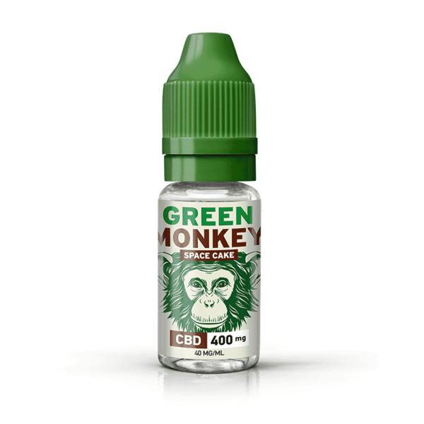 Space Cake Green Monkey image 4
