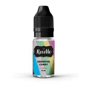 Arôme Absinthe Candy La Recette