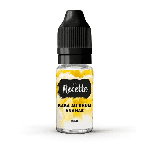 Arôme Baba Au Rhum Ananas La Recette