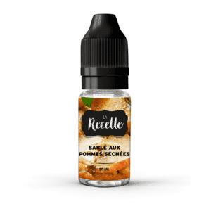 Arôme Sablé Pomme Séchée La Recette