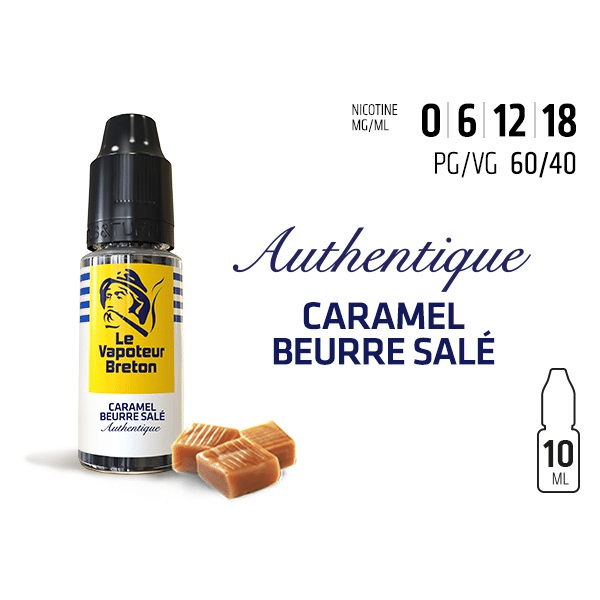 Caramel Beurre Salé Le Vapoteur Breton image 2