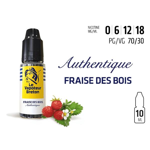 Fraise des Bois Le Vapoteur Breton image 2