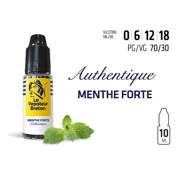 Menthe Forte Le Vapoteur Breton image 2
