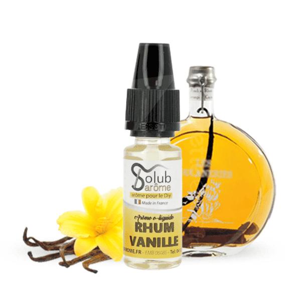 Arôme Rhum Vanille - Solubarôme