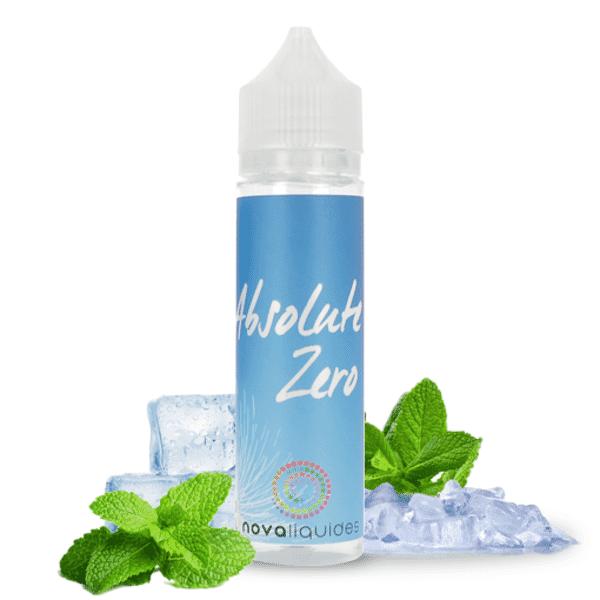 Absolute Zero 50ml - Nova Liquides