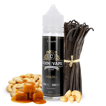 Mark 50 ml - Coin Vape